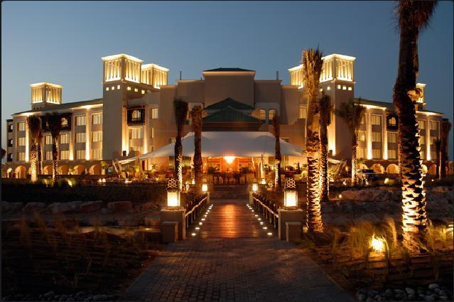 Anantara-Desert-Islands-Resort-Spa the gate
