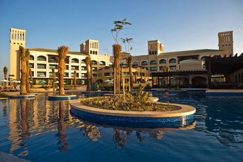 Avantara hotelview