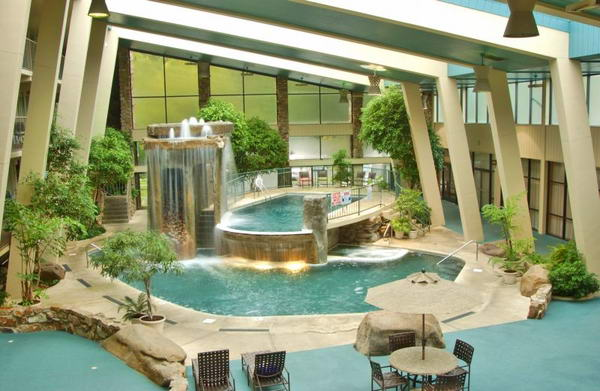 Hotels With Best Indoor Pools Eccentric Hotels