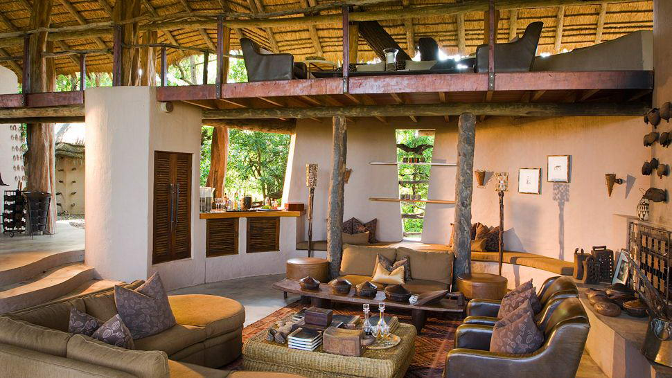 Sandibe Safari Lodge  suite