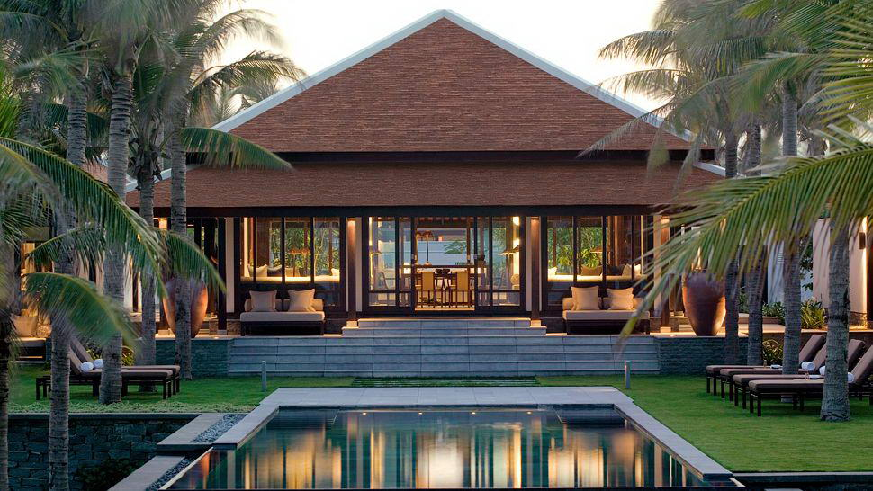 The Nam Hai Exterior