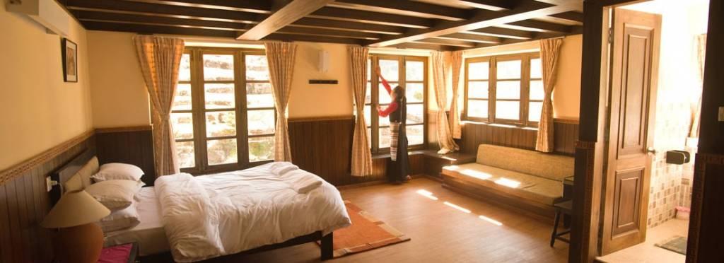 Yeti Home Room