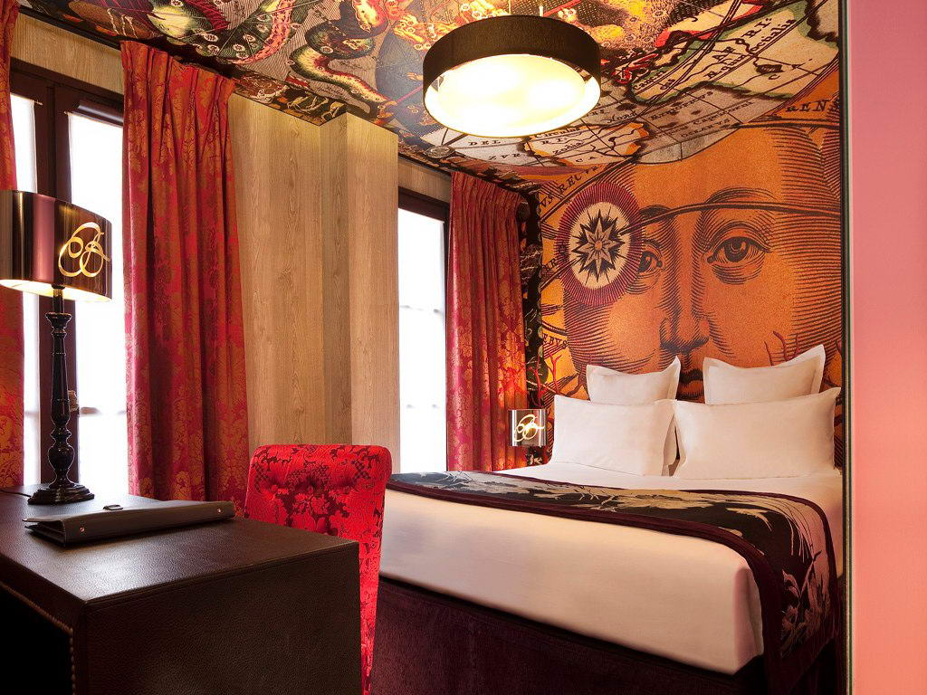 Christian Lacroix Hotel -Bedroom