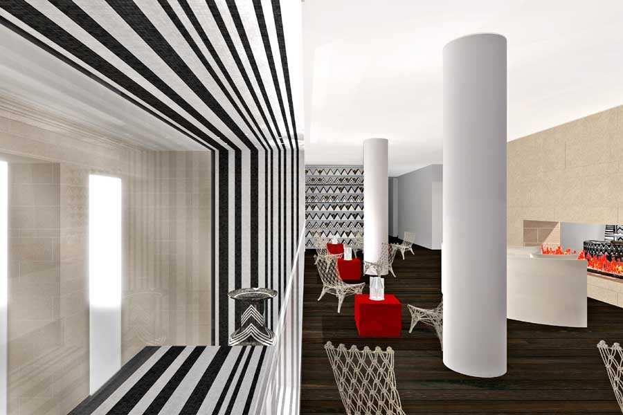 Hotel Missioni-Lobby