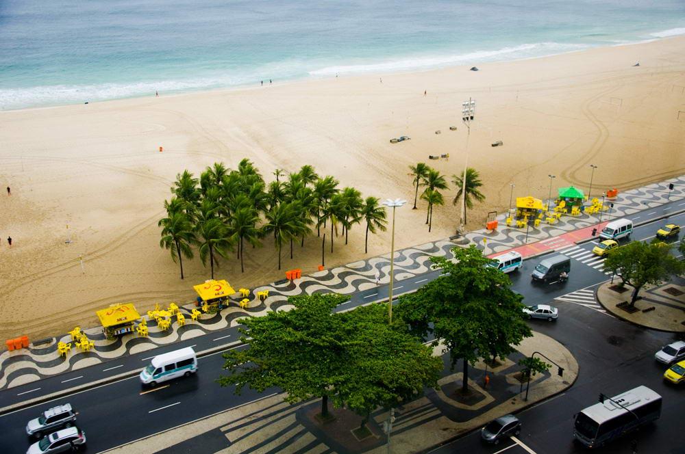 JW Marriott Hotel, Rio de Janeiro