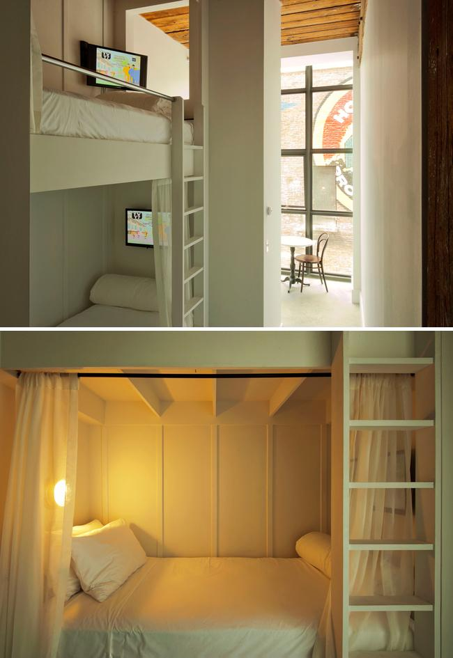 Twin Bed Hotel Room: Hotels With Bunk Bed Suites