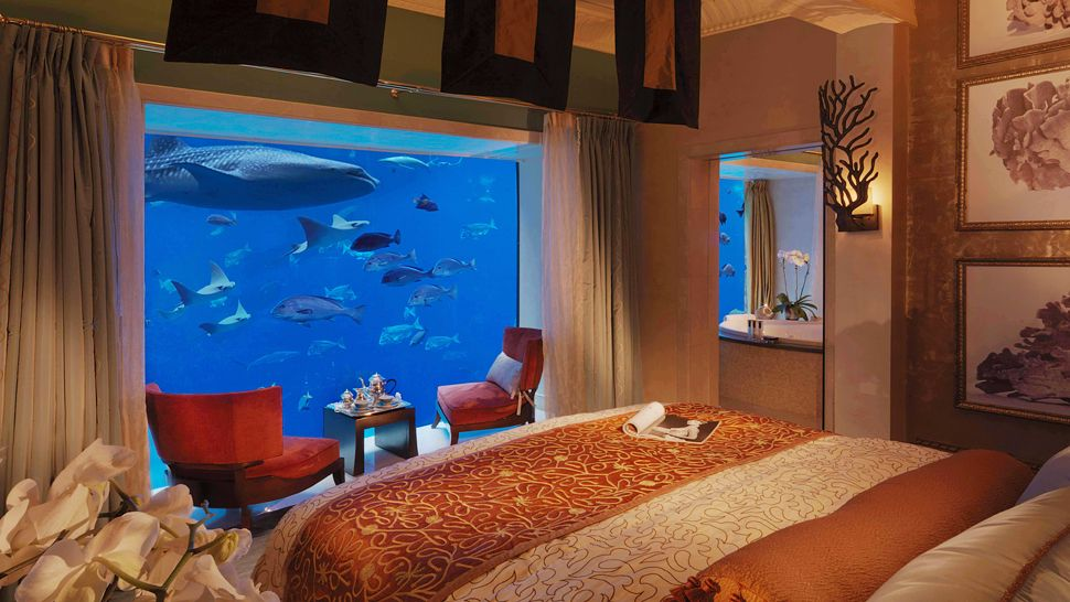 Atlantis The Palm-Bedroom