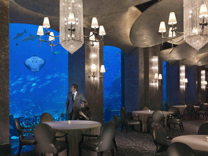 Atlantis The Palm-Dining room