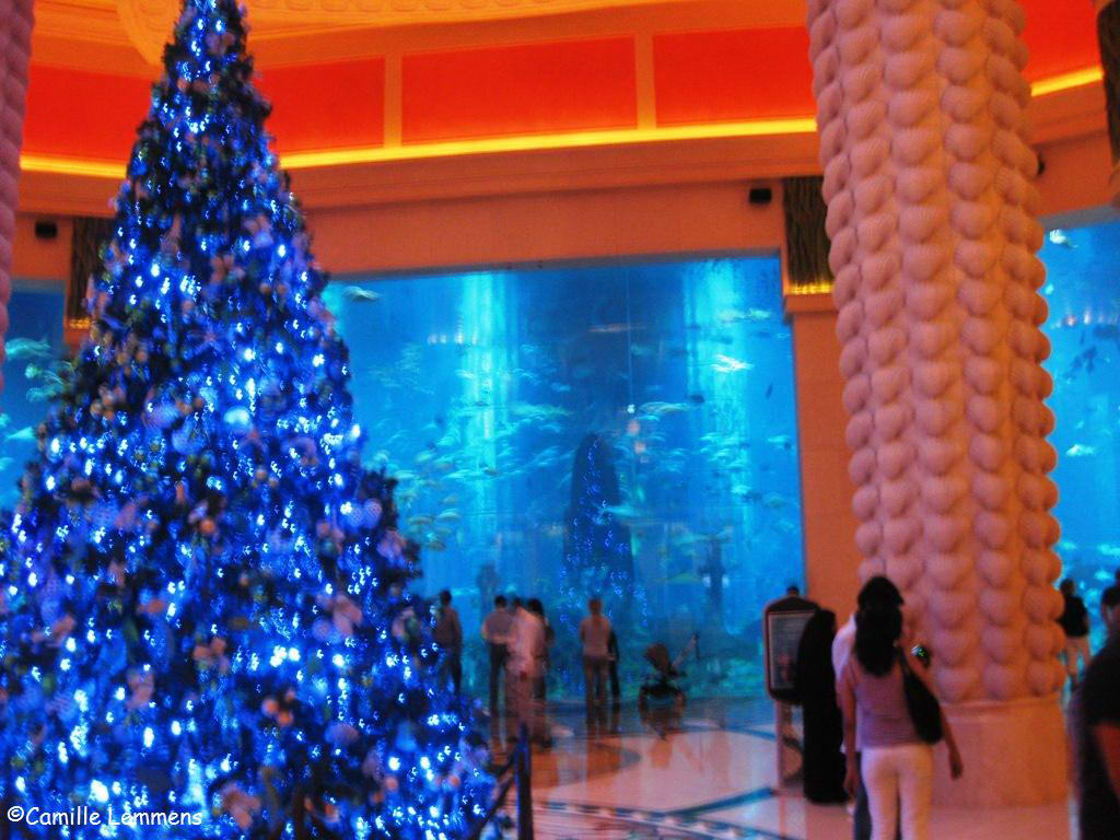 Dubai Atlantis The Palm-Lobby