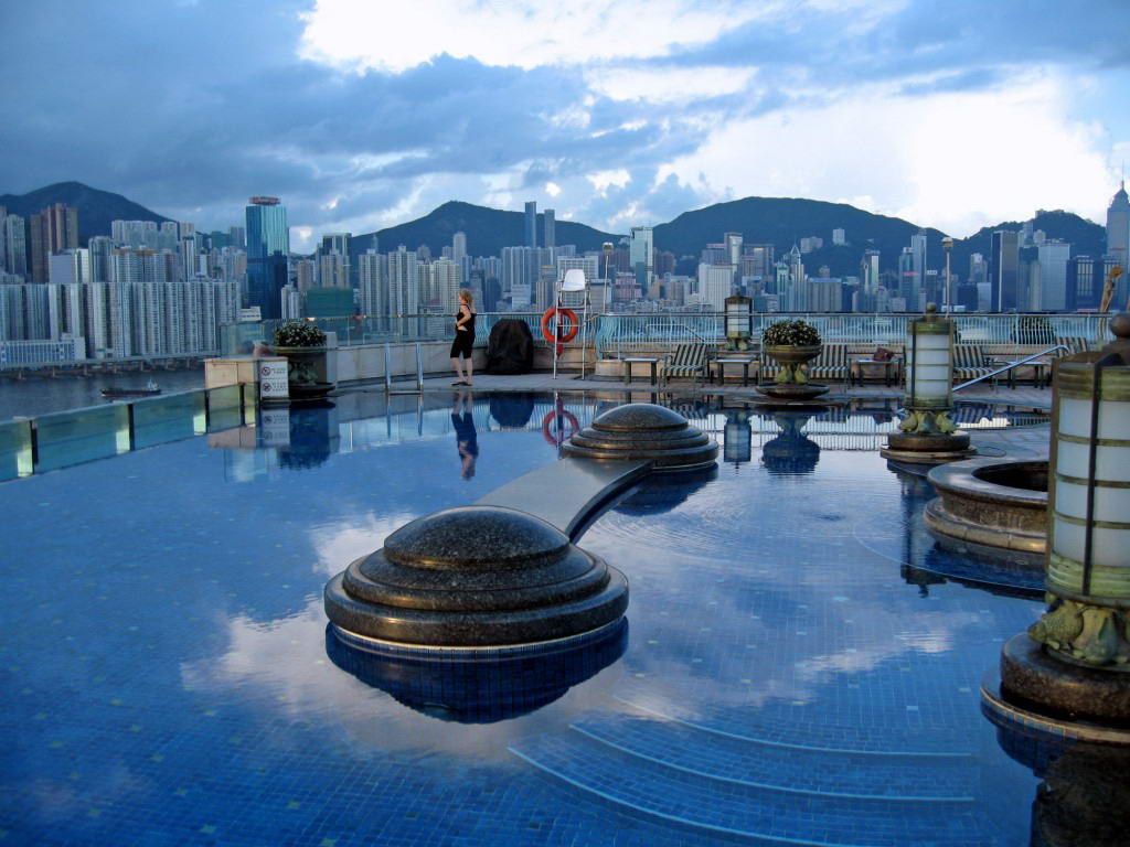 Hotels With Amazing Rooftop Pools Eccentric Hotels