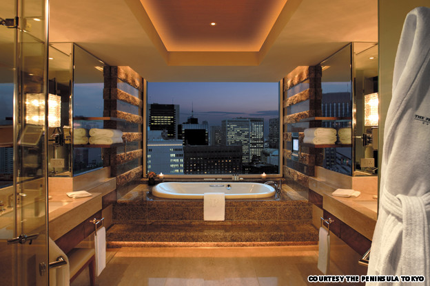 Wood House Elevation : Hotels with best bath tubs eccentric