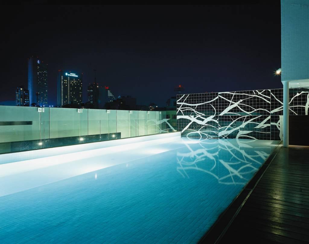 Hotel Habita-Pool