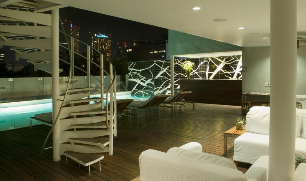 Hotel Habita- Sitting Area