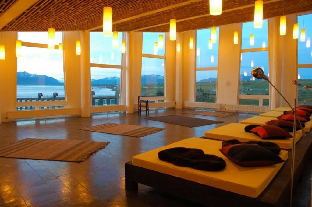 Hotel Remota-Lounge