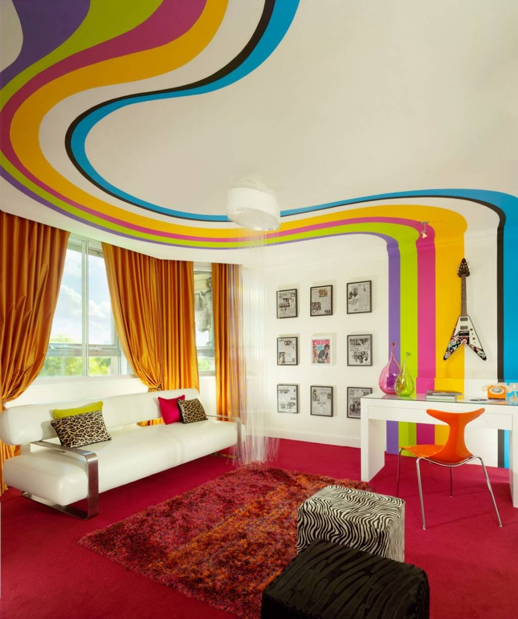 Celebrity s hotel rooms eccentric hotels