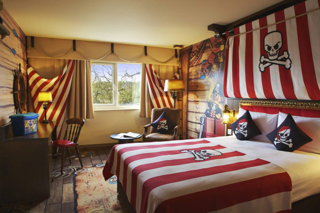 Resort Hotel - LEGOLAND Pirate Bedroom