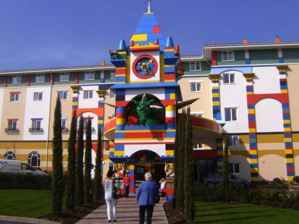The best legoland hotels in the world eccentric hotels for The finest hotels of the world