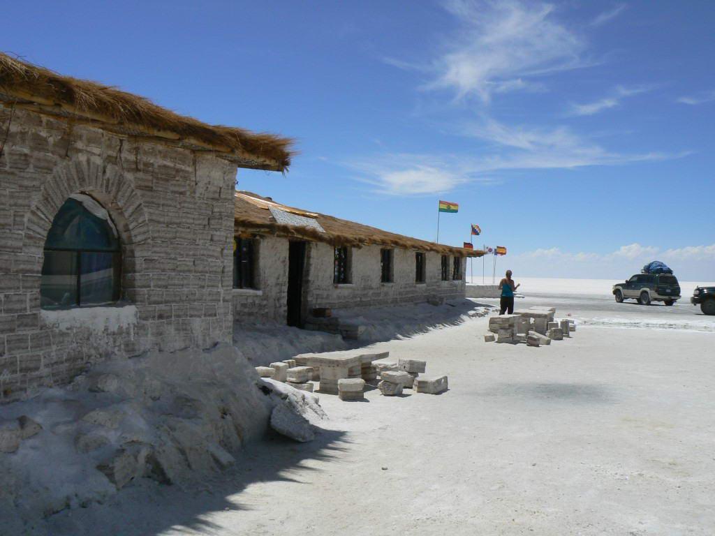 Palacio de Sal (Salt Palace) -Bolivia