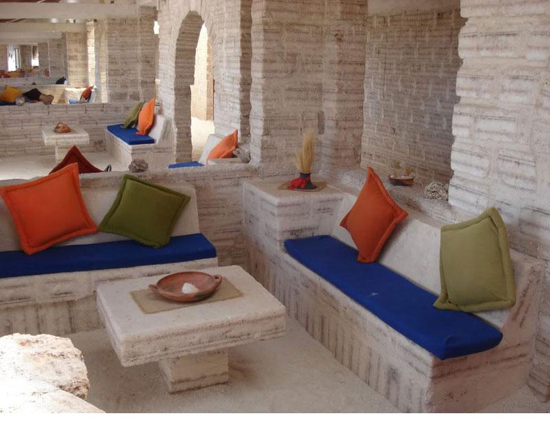 Palacio de Sal-Sitting Area