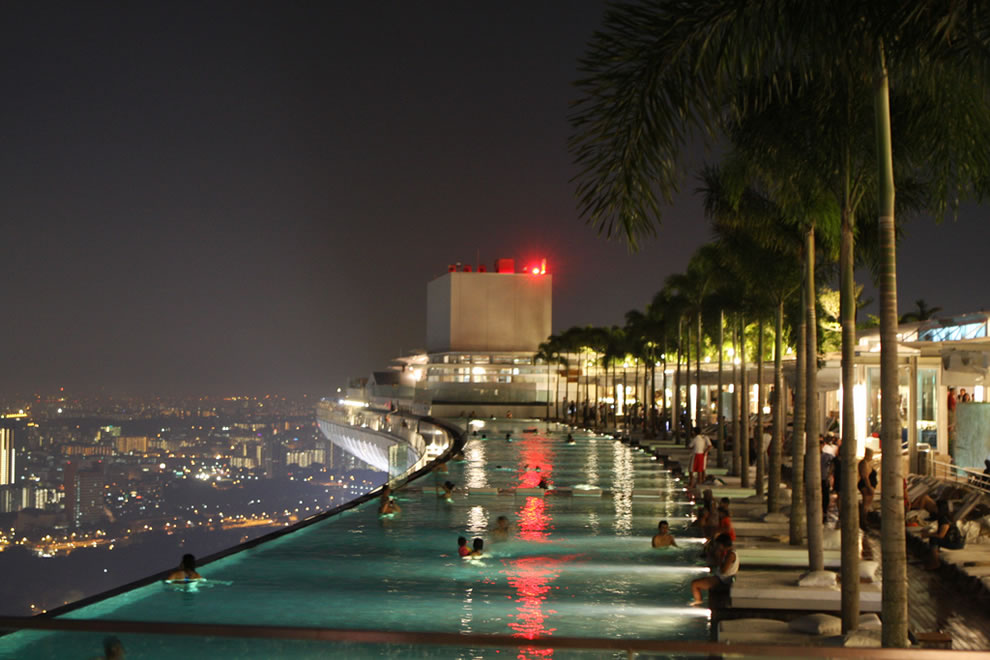Beautiful 1.Marina Bay Sands ,Singapore