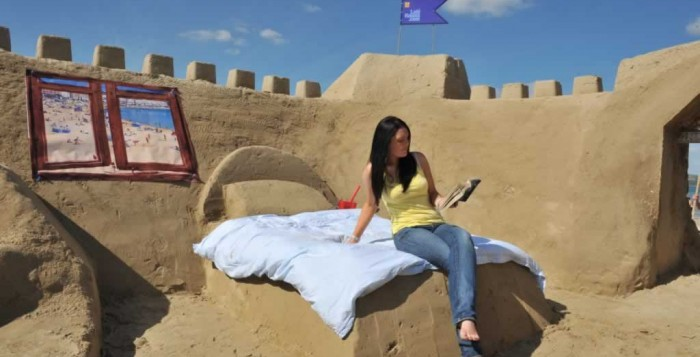 Sand Castle Room