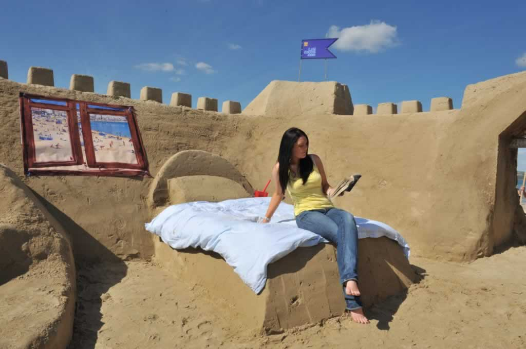 Sand Castle Room