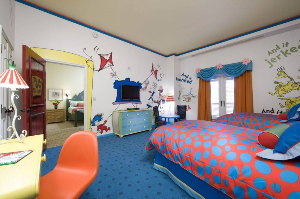 When The Imagination Goes Real Best Cartoon Themed Hotel Rooms