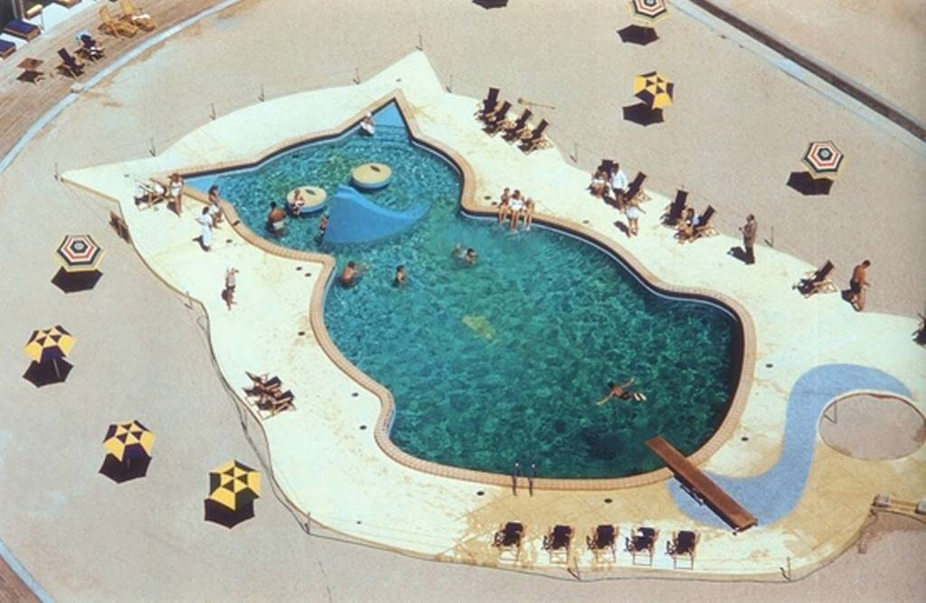 Hotels With Creative Shaped Pools Eccentric Hotels