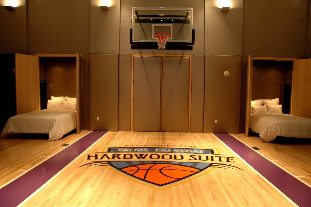 3 Hardwood Suite At The Palms Las Vegas